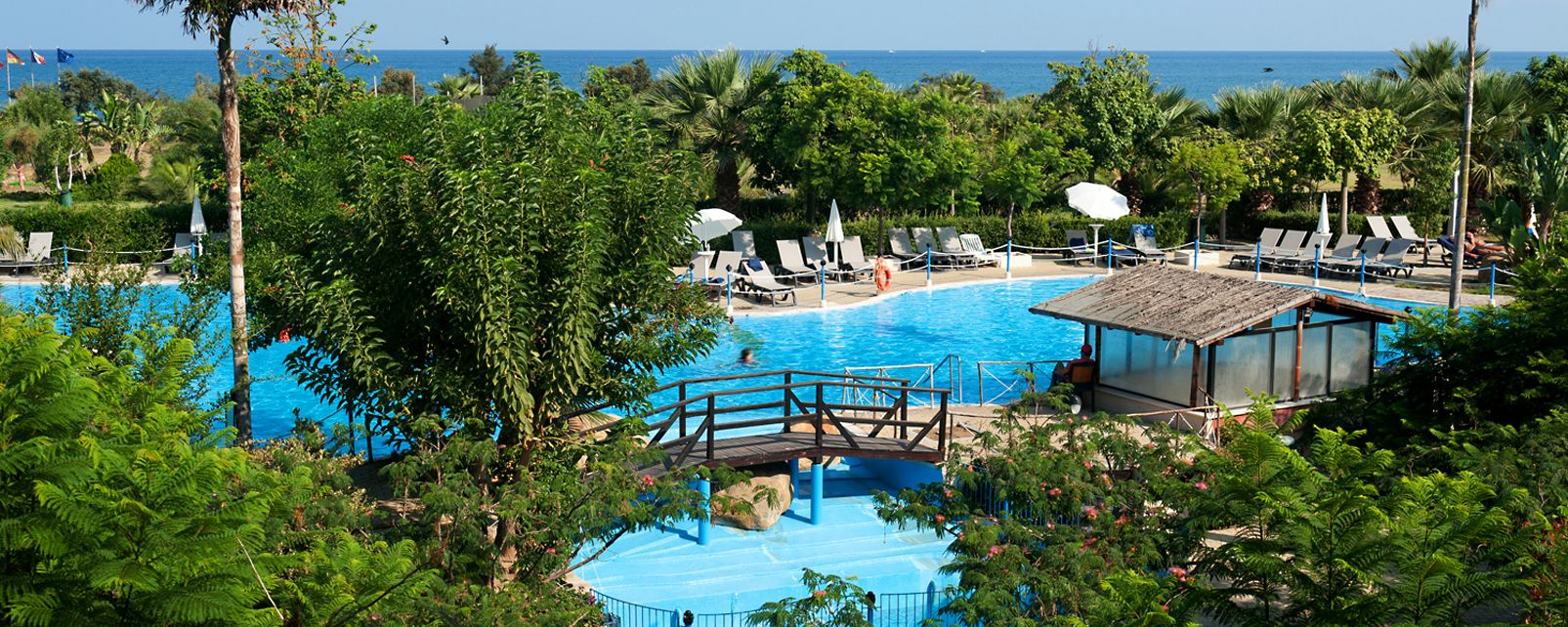 Hotel Fiesta Garden Beach in Campofelice di Roccella