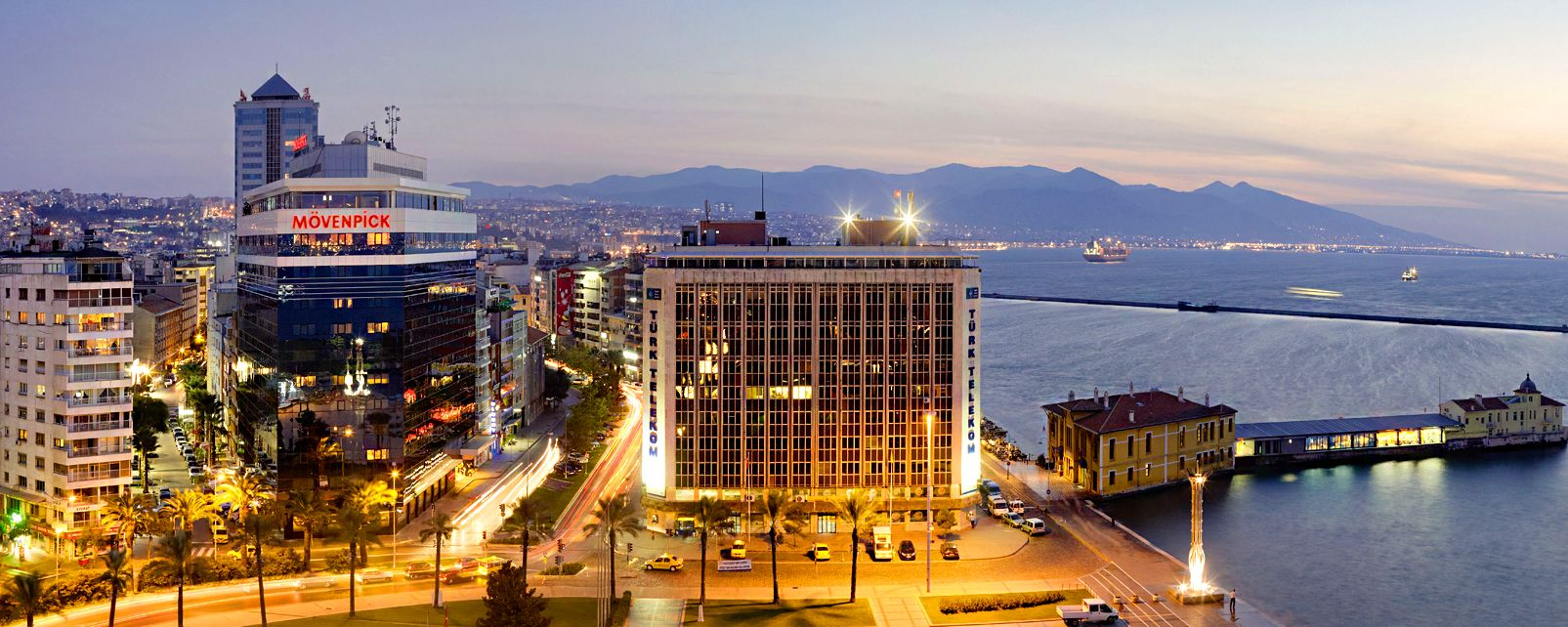 Hotel Mövenpick Hotel Izmir