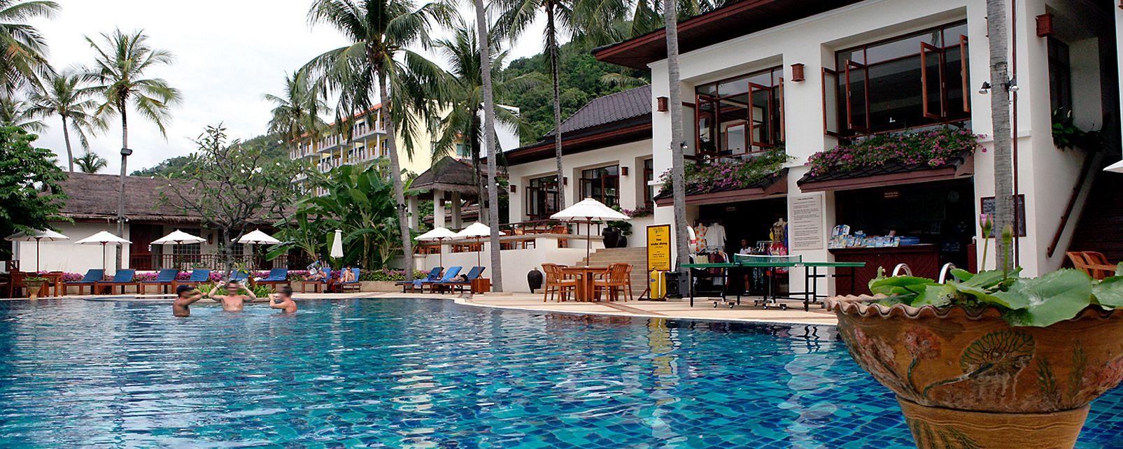 Hotel Panwa Beach Resort Phuket