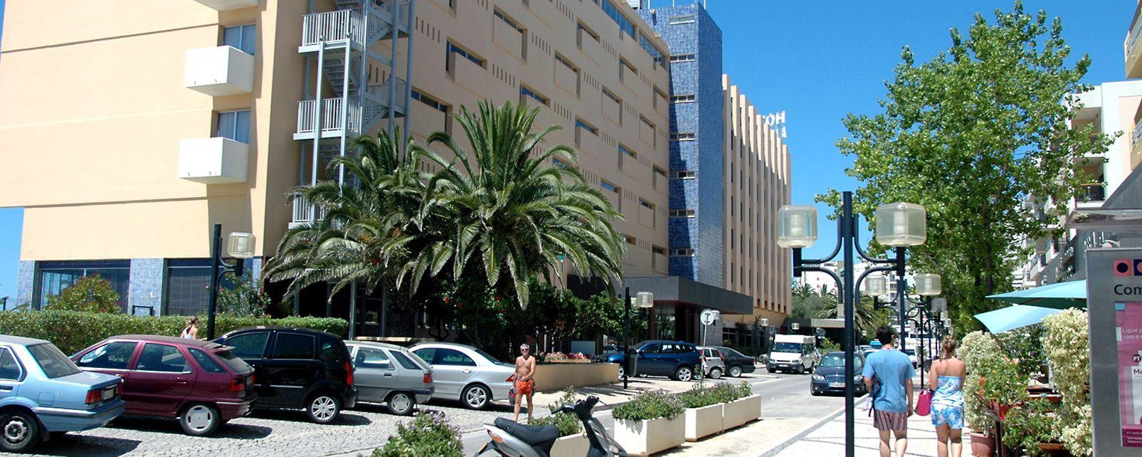 Hôtel Algarve Casino