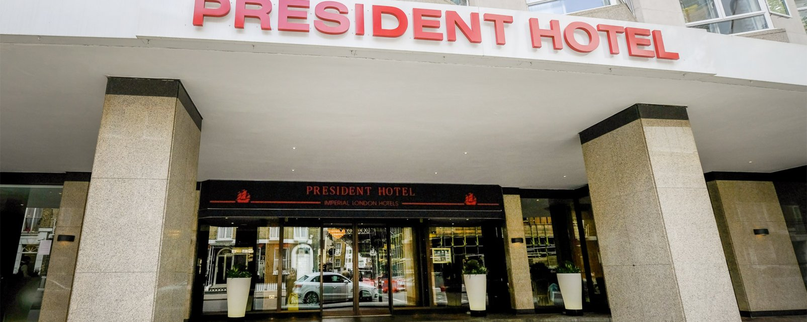 President Hotel London Bewertung