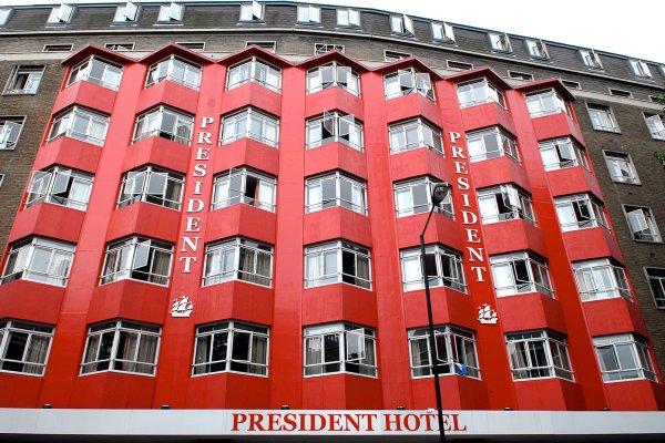 President Hotel London Nahe