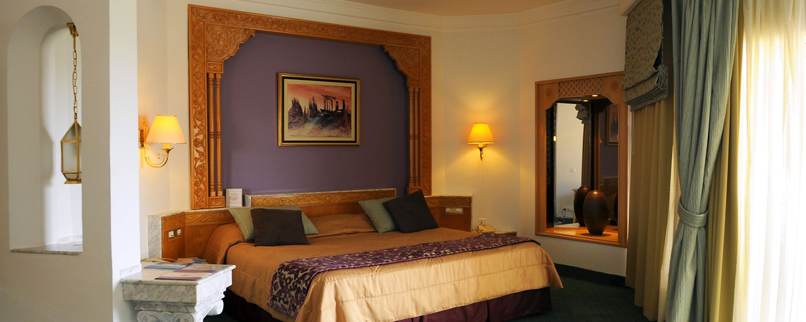 Hôtel Hasdrubal Thalassa Spa Yasmine Hammamet