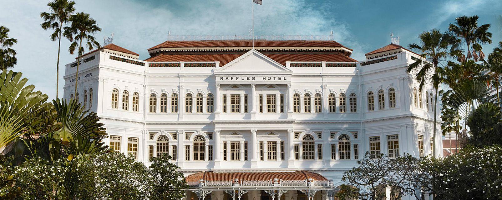 Hôtel Raffles Singapore
