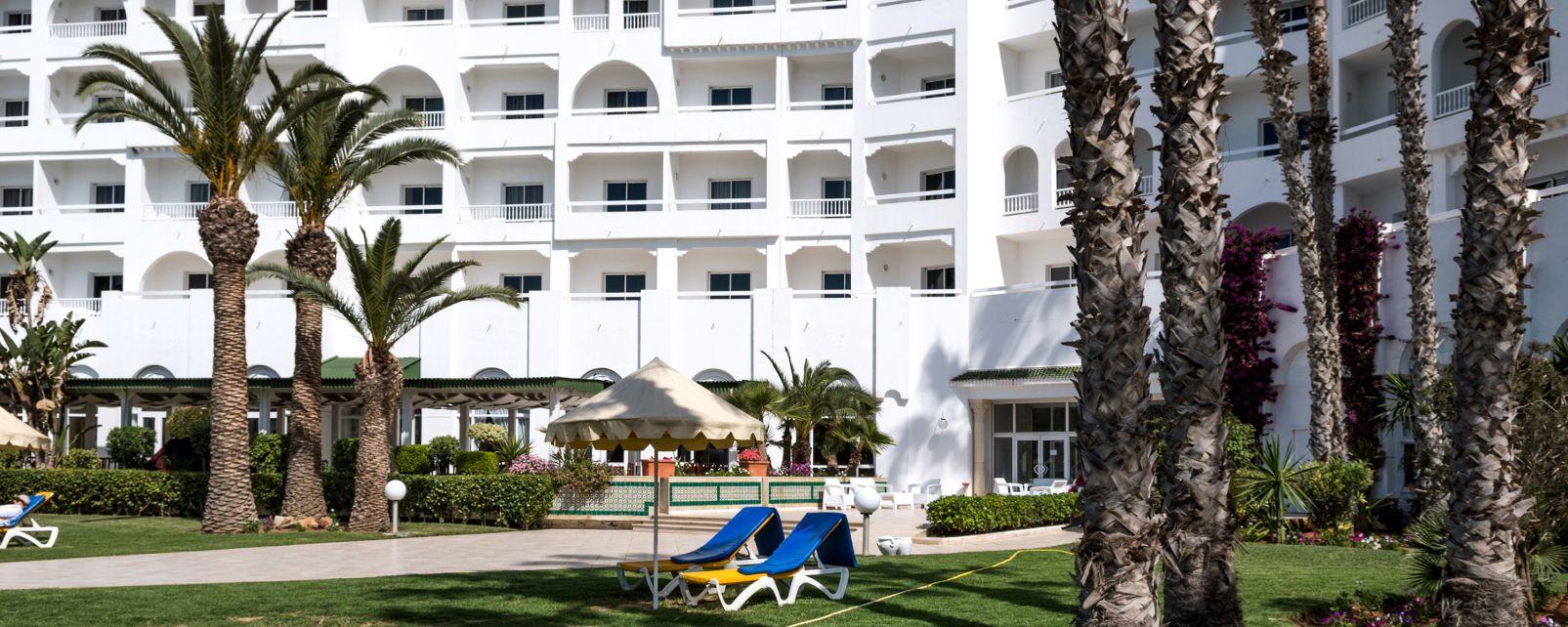 Hotel Hammamet Club