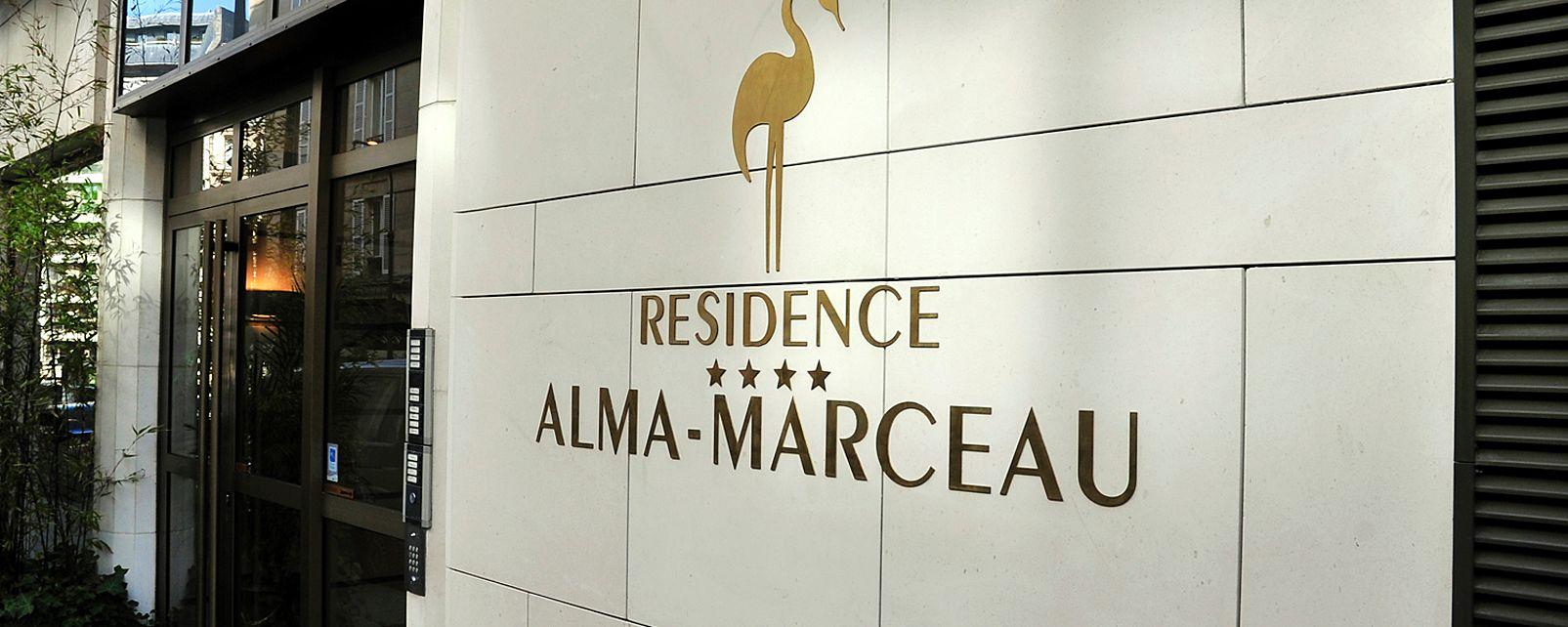 Hotel Residence Alma Marceau