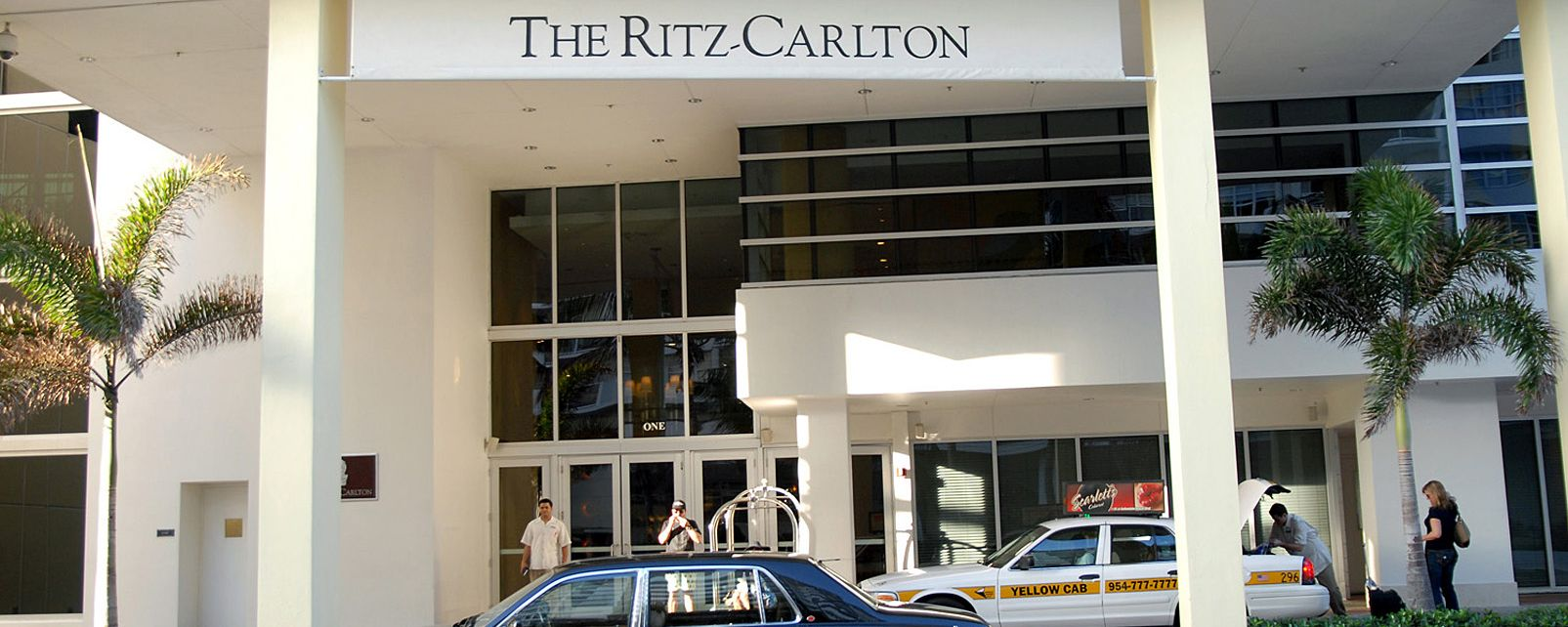 Hotel Ritz-Carlton South Beach (previously the Di Lido)