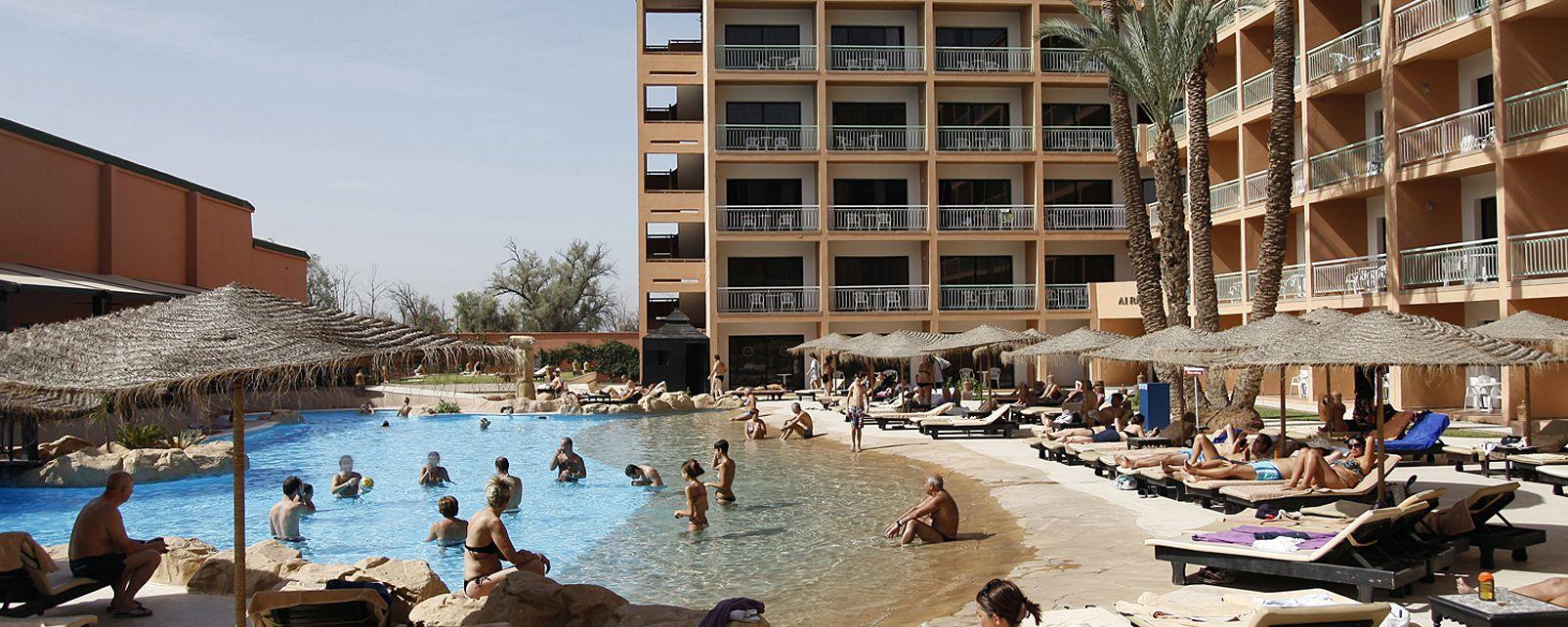 Hotel Albatros Garden Marrakech