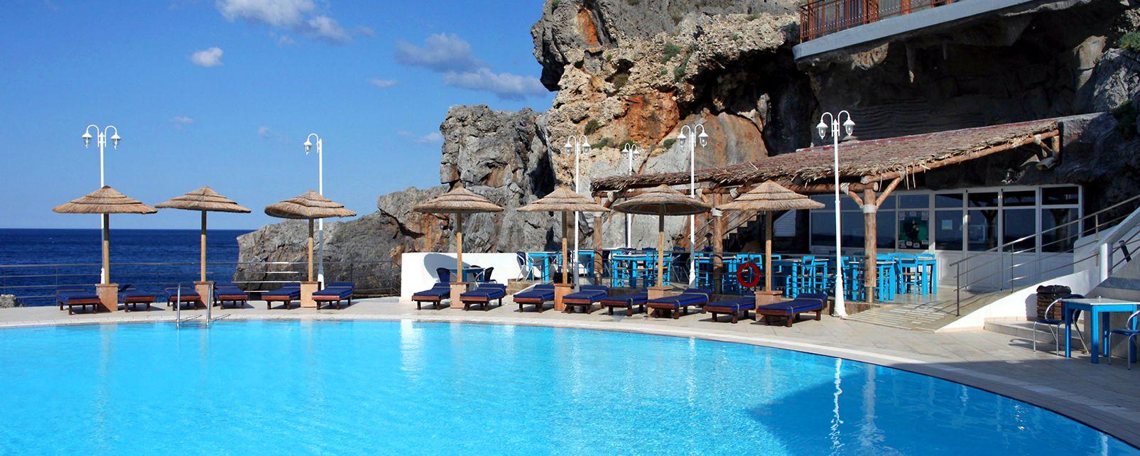 Hotel Kalypso Plakias