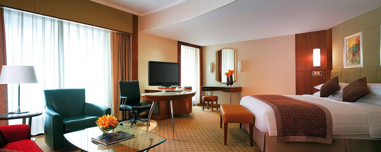 Hôtel Shangri-la China World Hotel