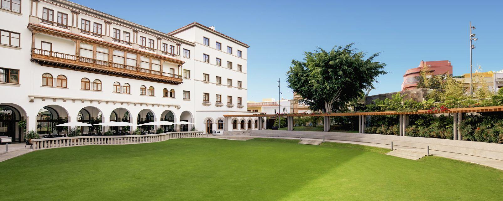 Hôtel Iberostar Grand Hotel Mencey