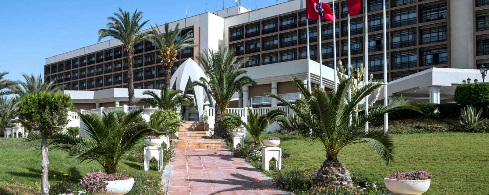 Hôtel Sheraton Tunis