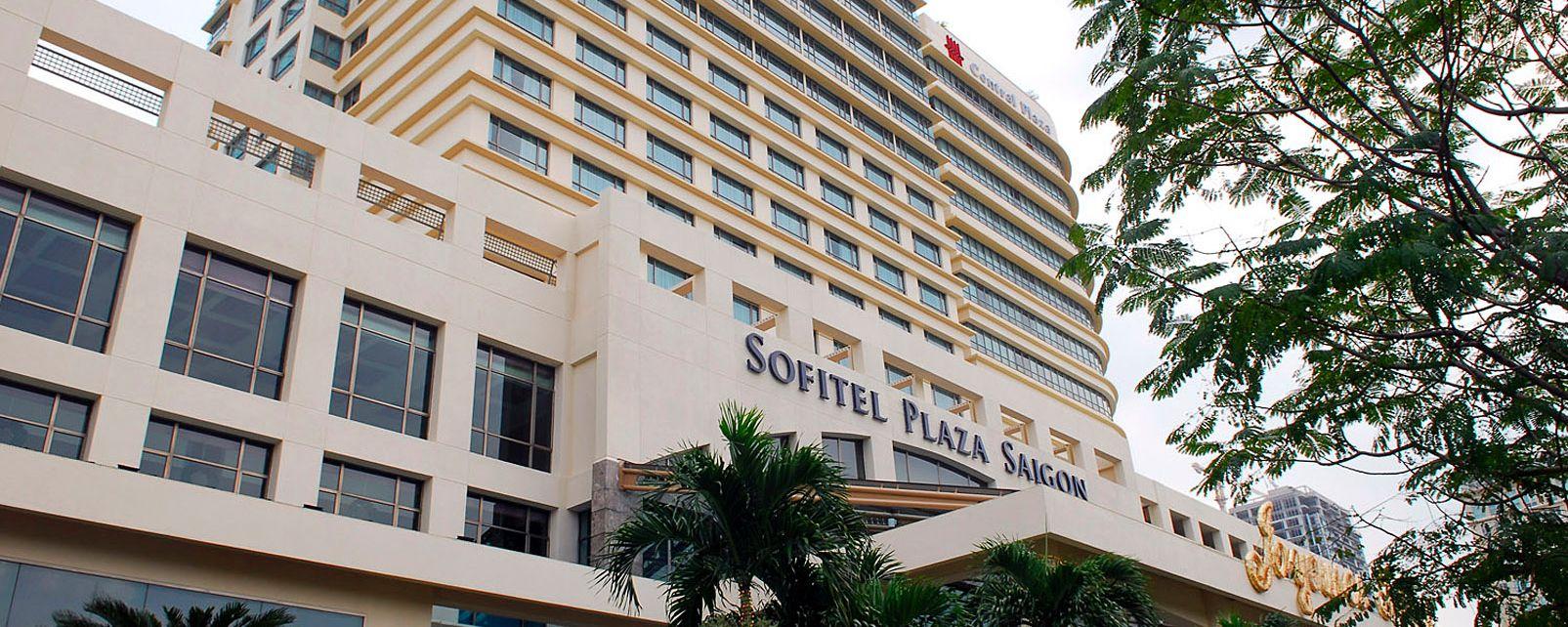 Hotel Sofitel Saigon Plaza