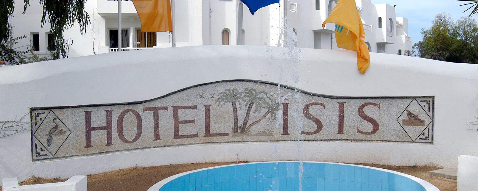 Hôtel Isis Thalasso & Spa