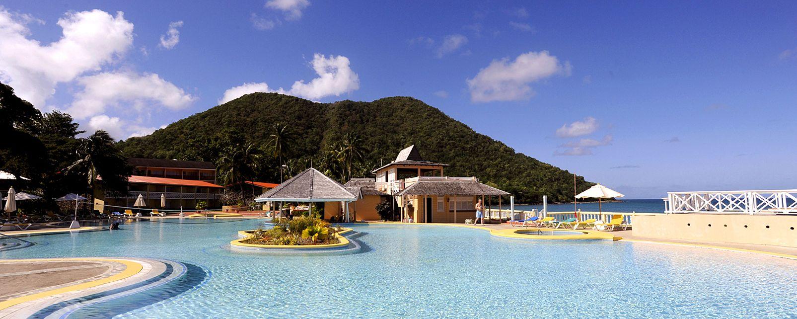 Rex St Lucian Hotel Rodney Bay