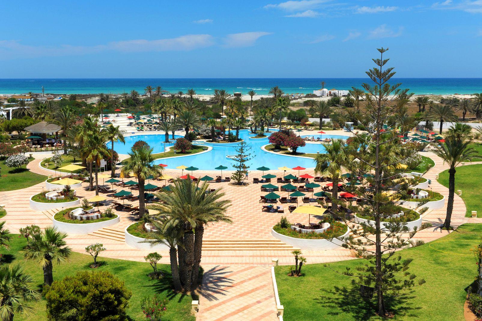 Hôtel Naya Club Djerba Plaza 4* sup - 1