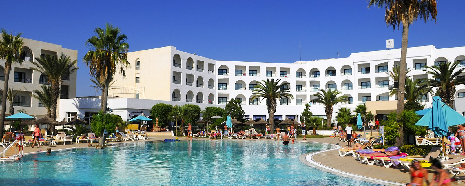 Hôtel Vincci Nozha Beach