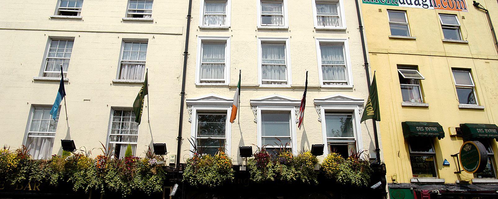 Hotel The Arlington, O'Connell Bridge