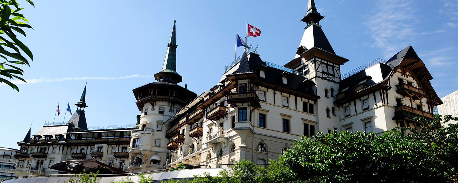 Hotel The Dolder Grand