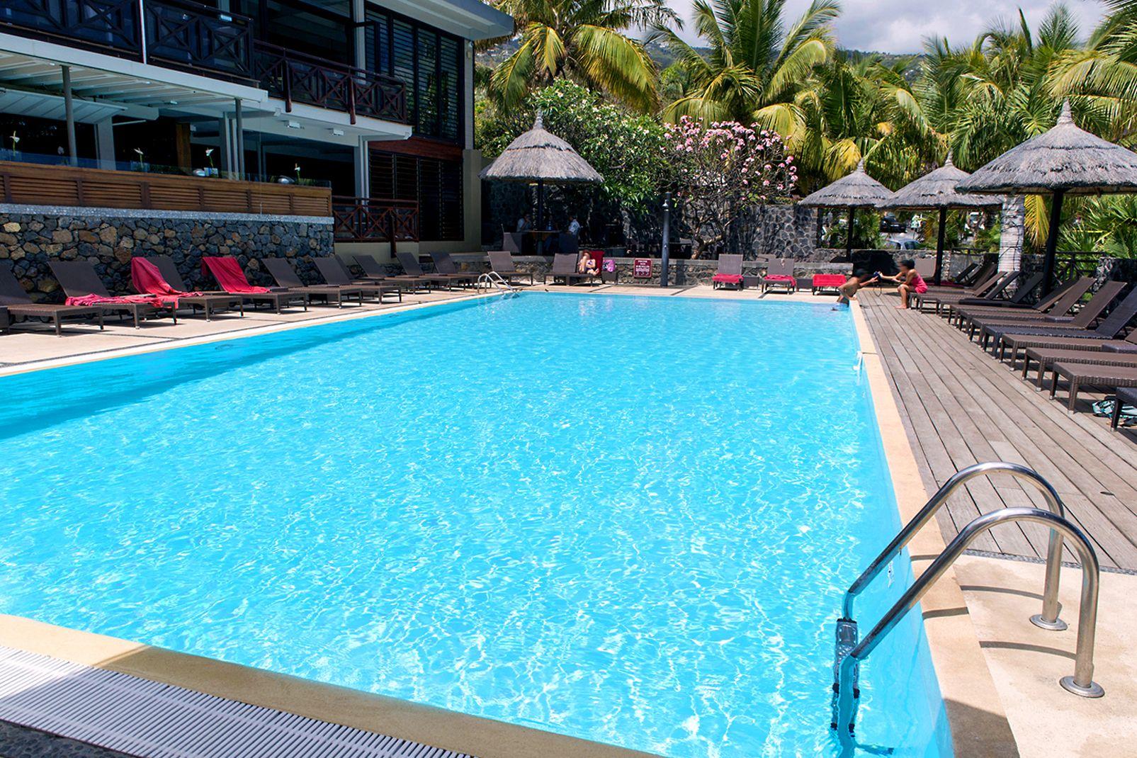 Iloha Seaview Hotel *** - voyage de noces - 1