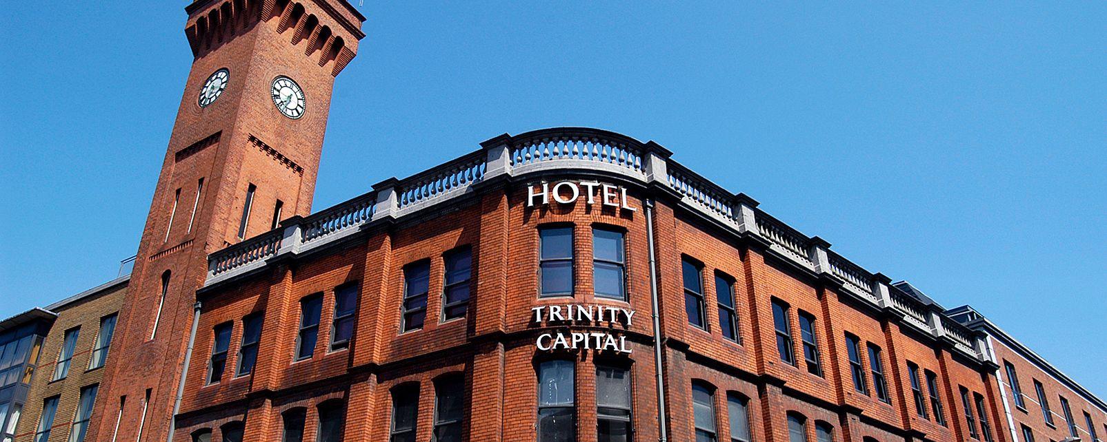 Hotel Trinity Capital Hotel