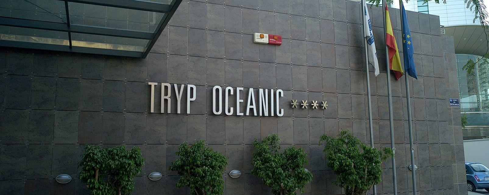 Hôtel Tryp Oceanic