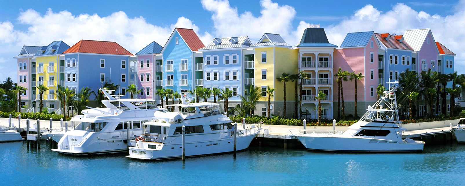 Hôtel Atlantis - Bahamas