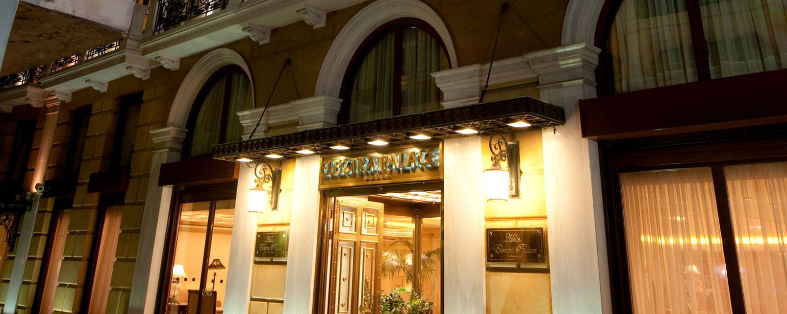 Hôtel Electra Palace Athènes