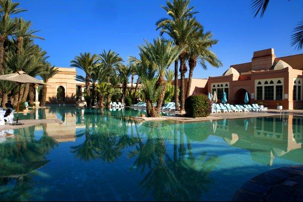 Hôtel Club Med La Palmeraie, Marrakech