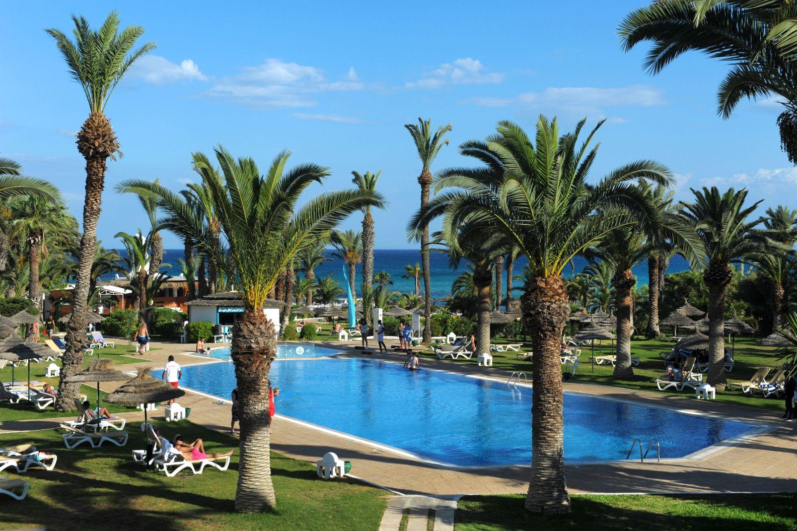 Hôtel Palm Beach Hammamet 4* - 1