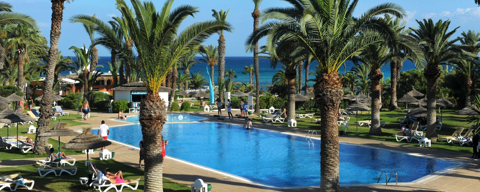 Magic Palm Beach Hammamet