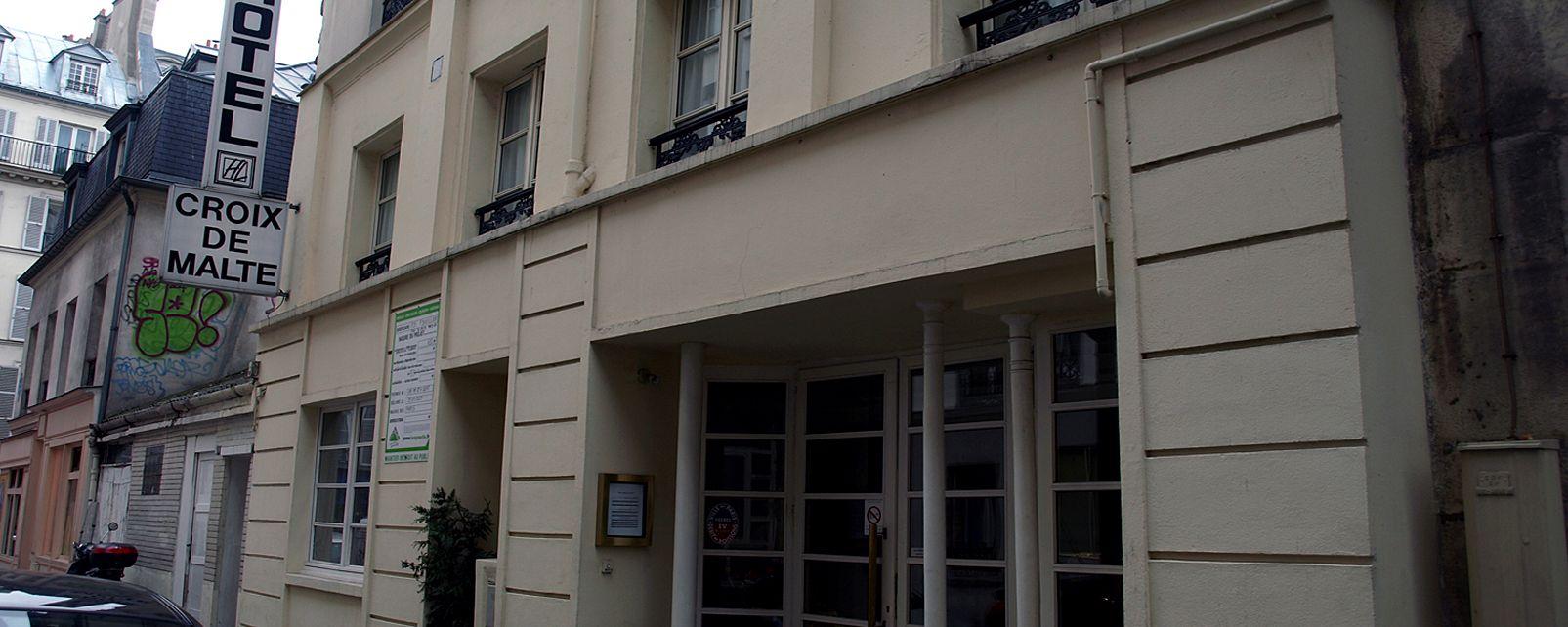 Hotel Croix de Malte