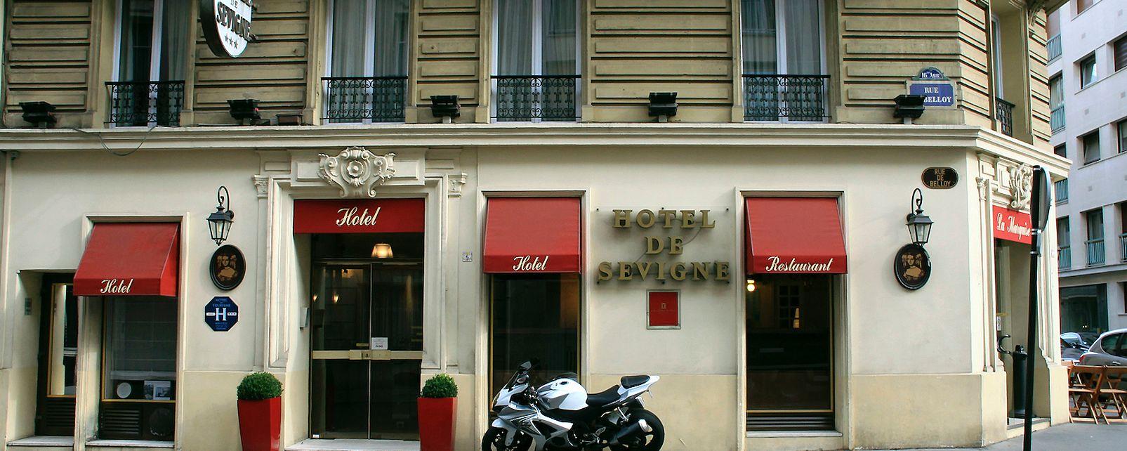 Hotel De Sevigné