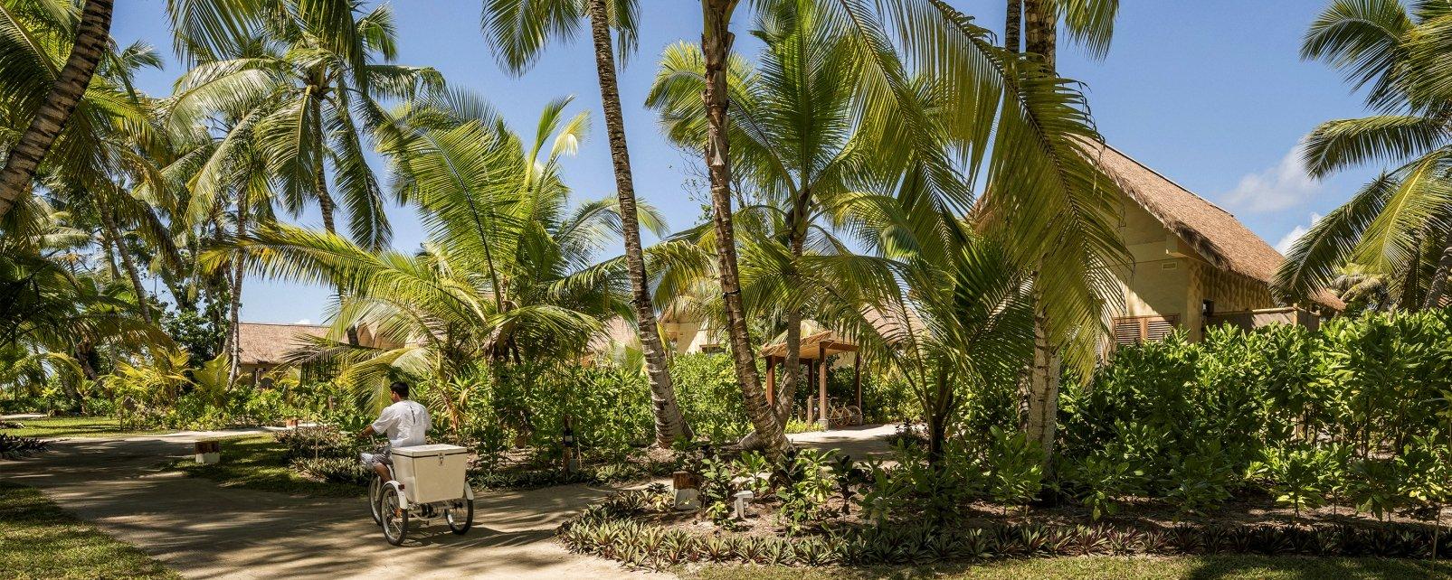 Hotel Four Seasons Resort Seychelles at Desroches Island
