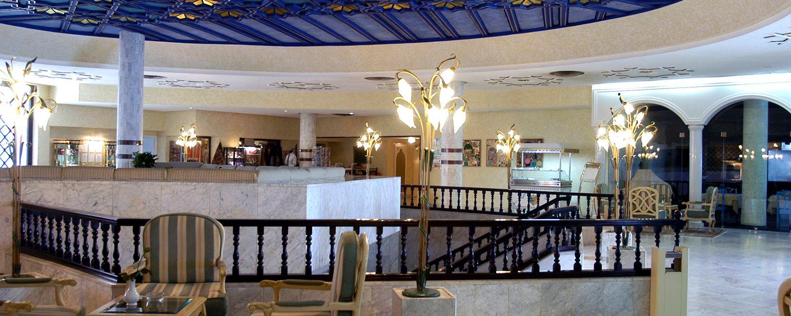 Hotel Hasdrubal Thalassa Spa Port El Kantaoui