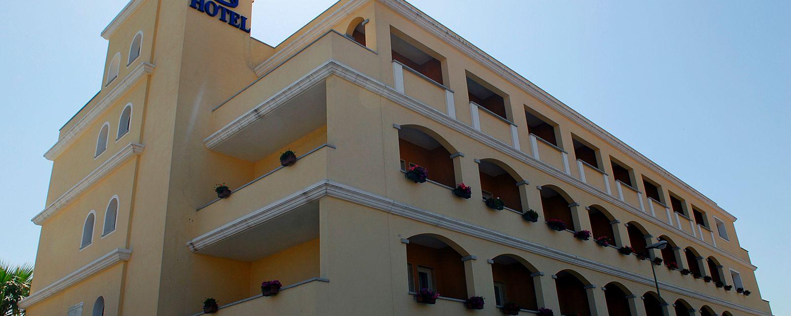Hôtel Gabbiano Azzurro