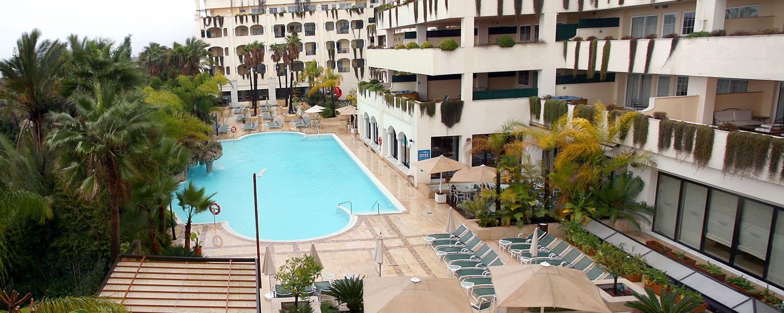 Hotel Gran Guadalpín Spa