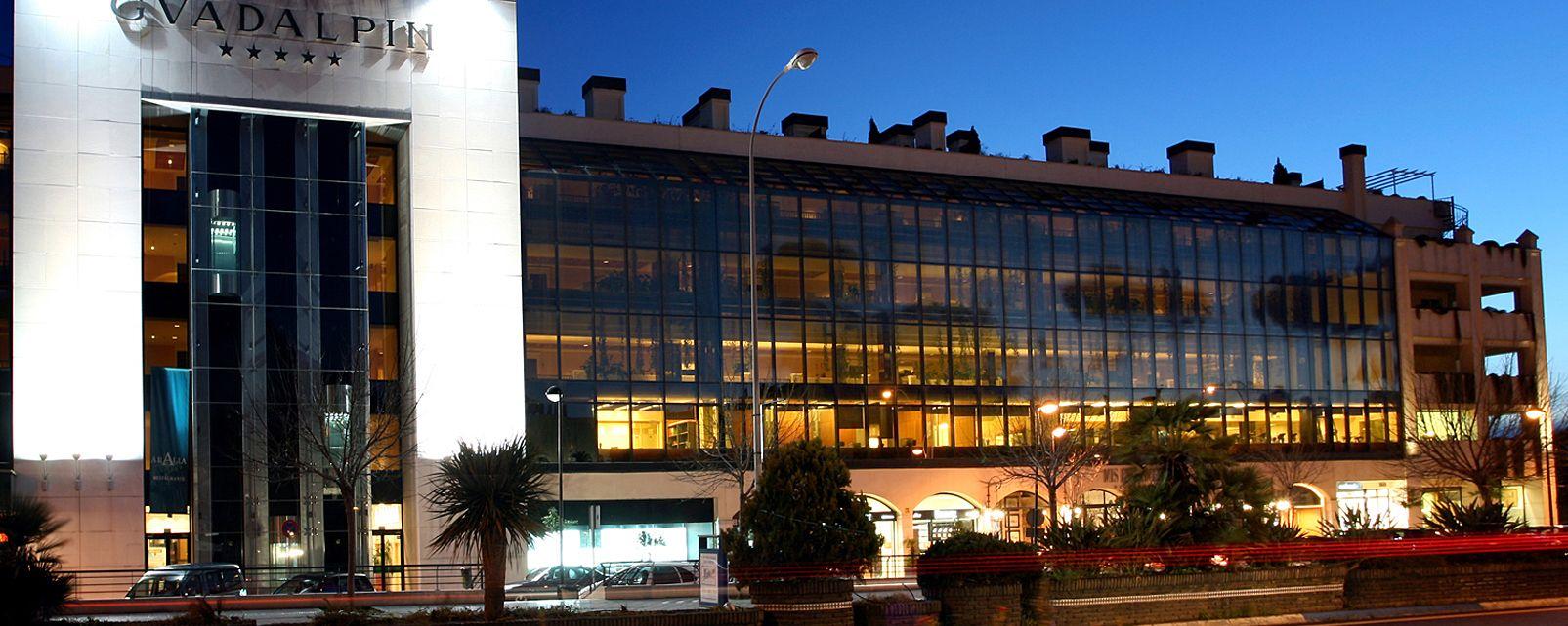 Hotel Gran Hotel Guadalpín Spa
