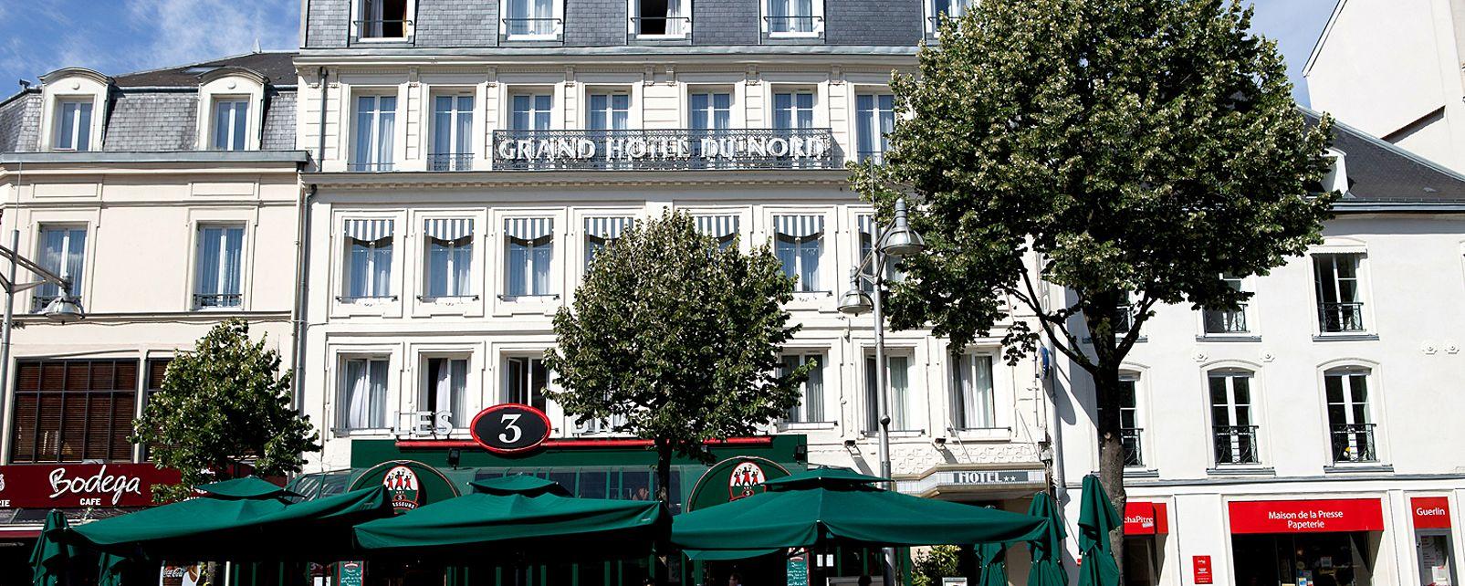 Hôtel Grand Hotel du Nord