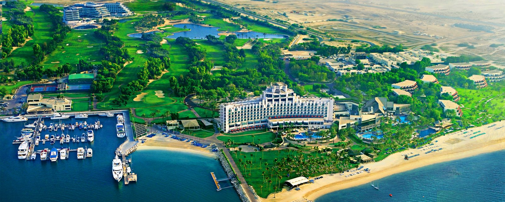 Ôclub Premium Jebel Ali Beach Resort