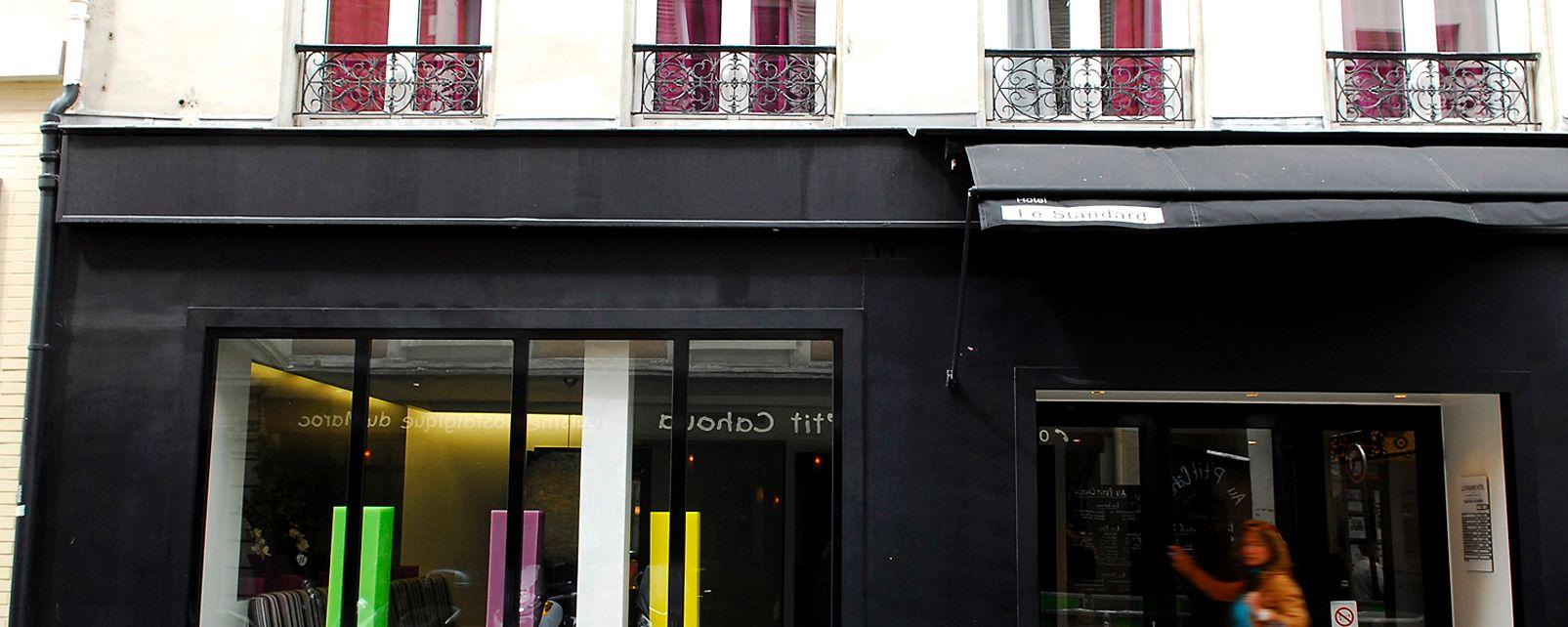 Hôtel Le Standard