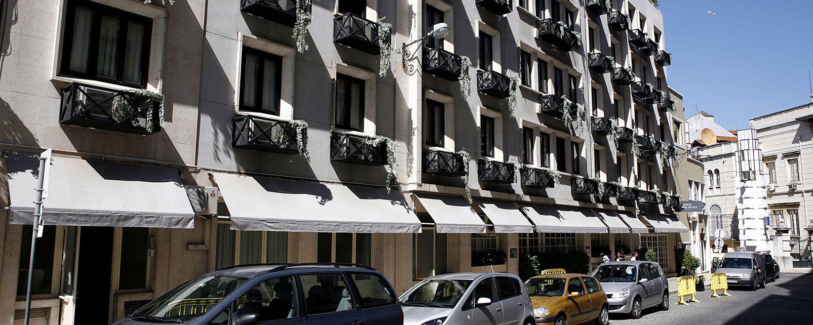 Hôtel Lisboa Plaza