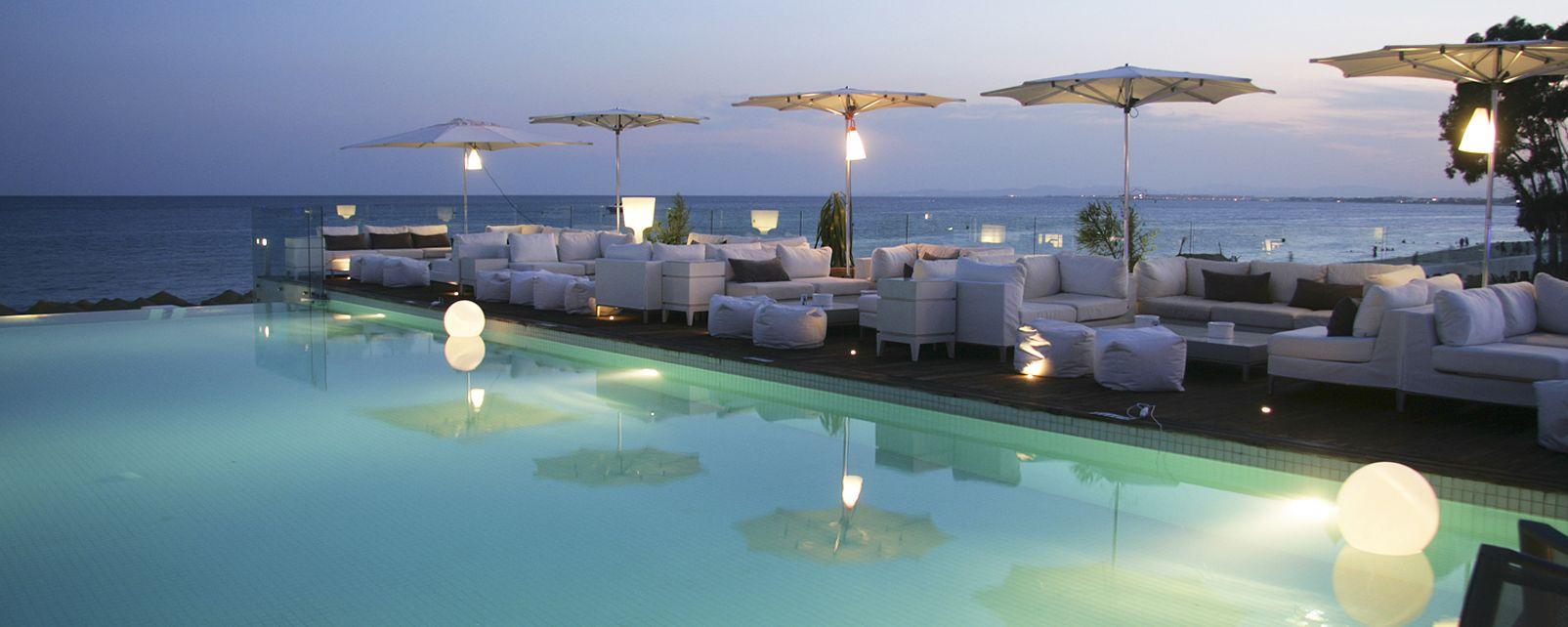 The Sindbad Hotel  Hammamet Tunesien