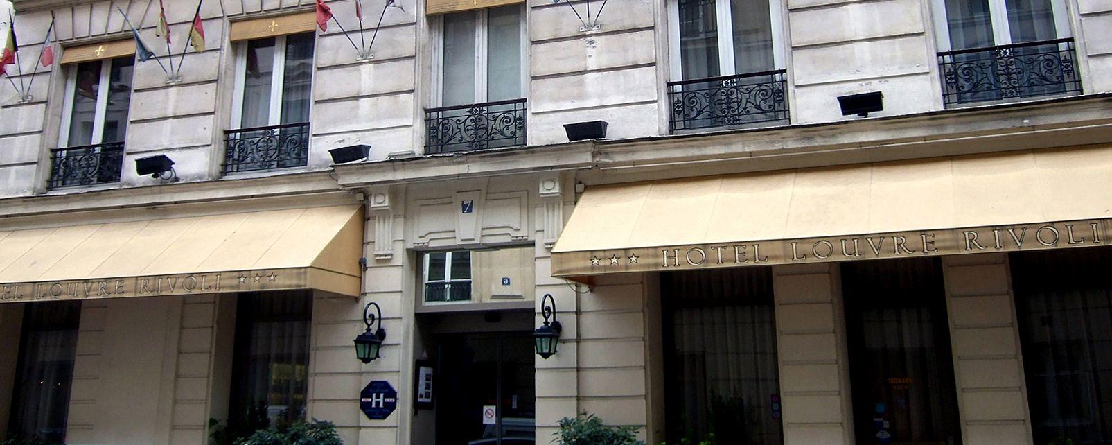 Hôtel Louvre Rivoli