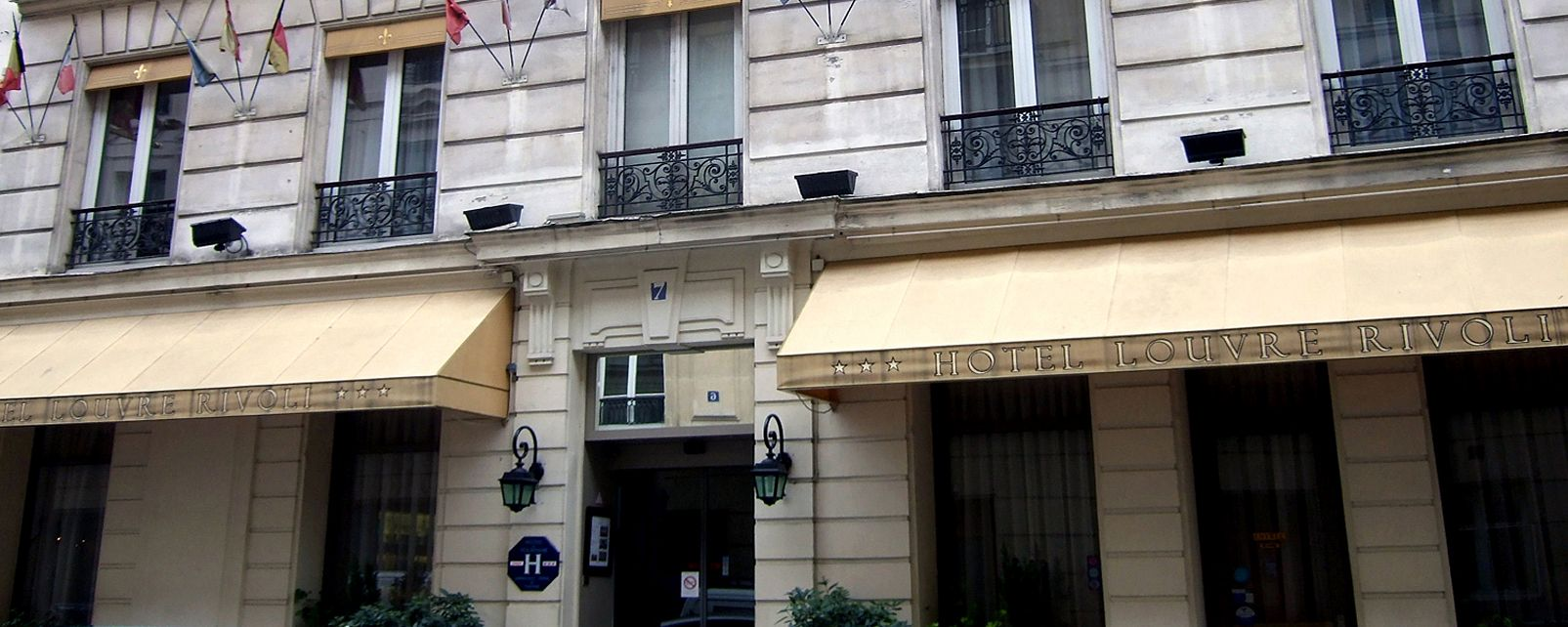 Hotel Louvre Rivoli