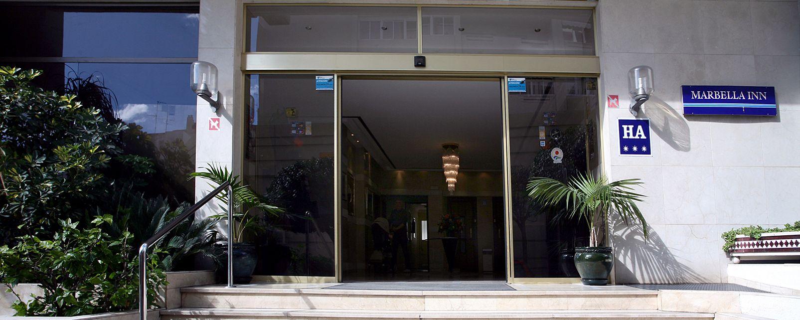 Hôtel Marbella Inn