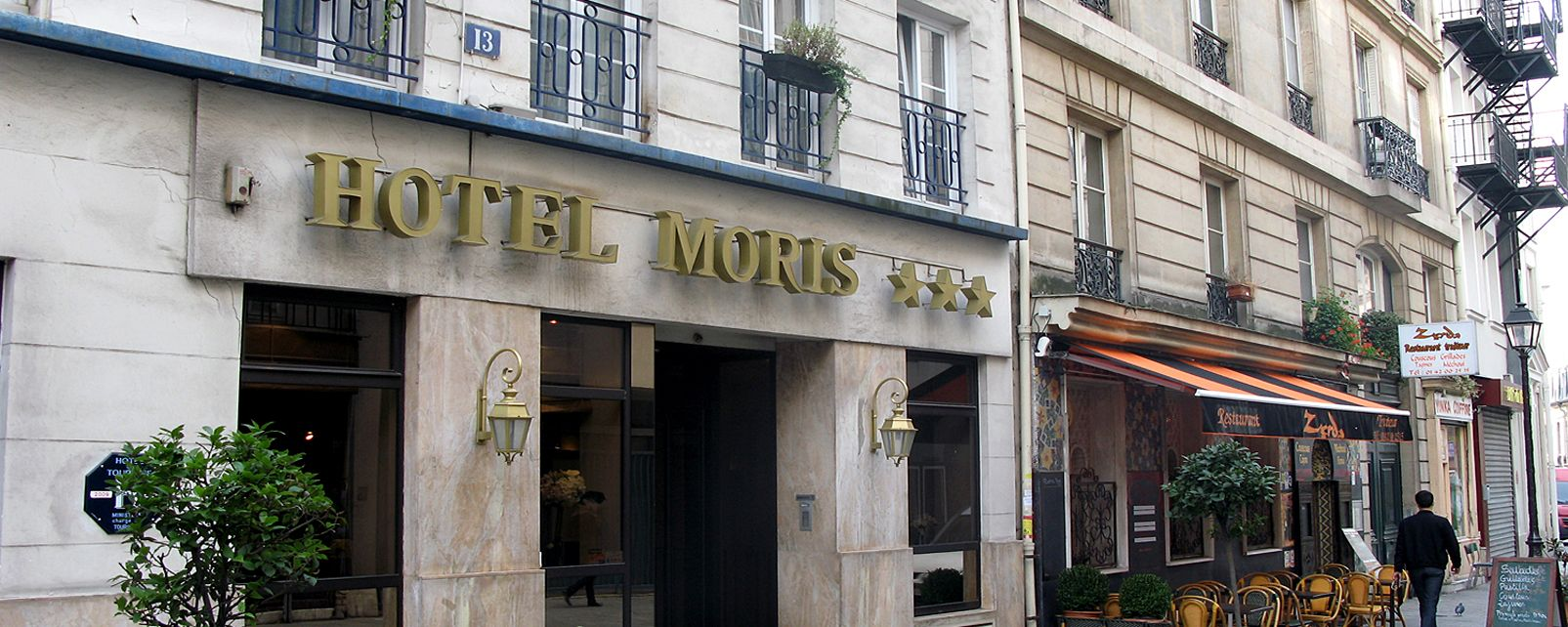 Hôtel Moris