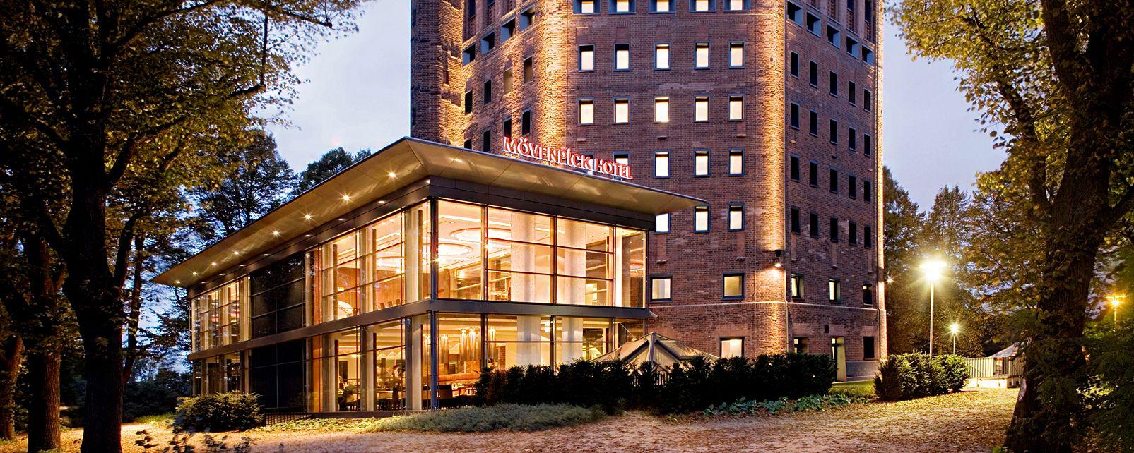 Hotel Mövenpick Hotel Hamburg