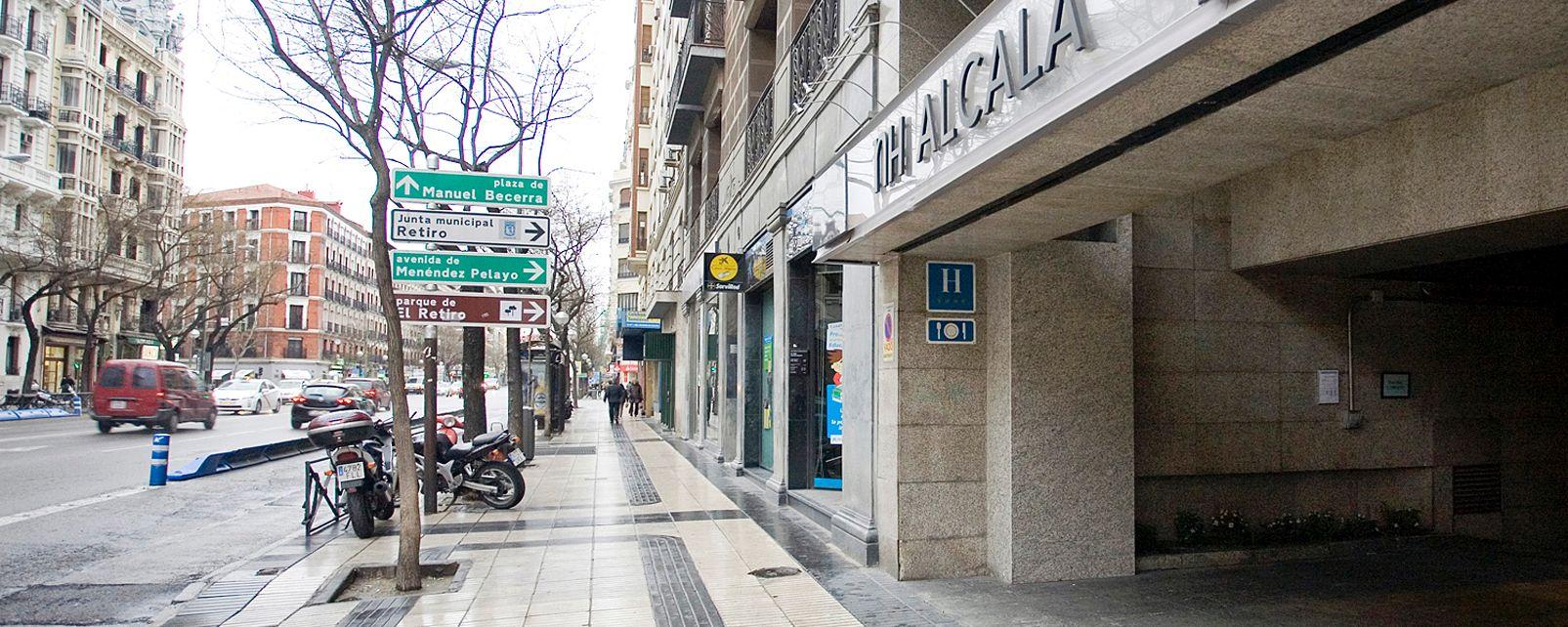 Hôtel NH Alcalá