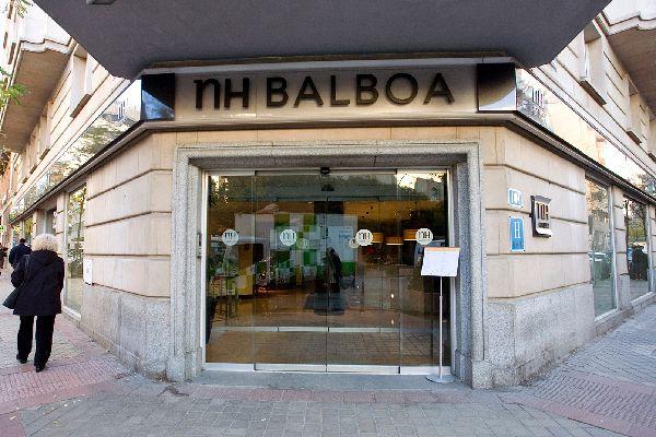 Hotel NH Balboa, Madrid